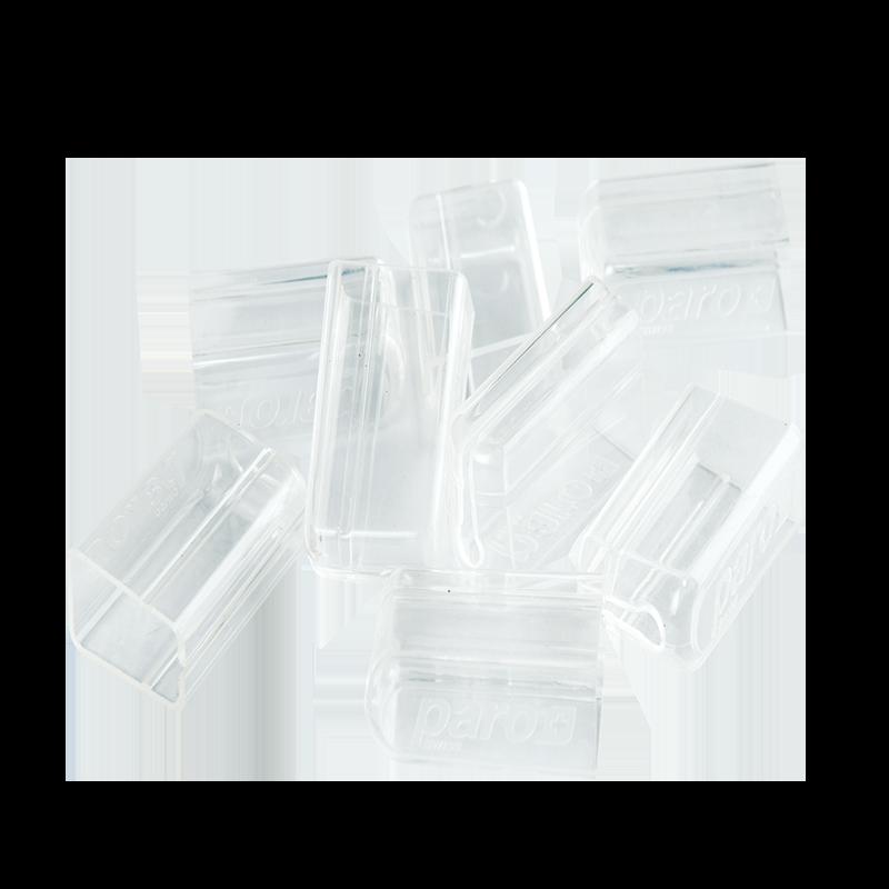 paro Schutzkappe für Zahnbürste, zum Aufstecken,20 Stk.
